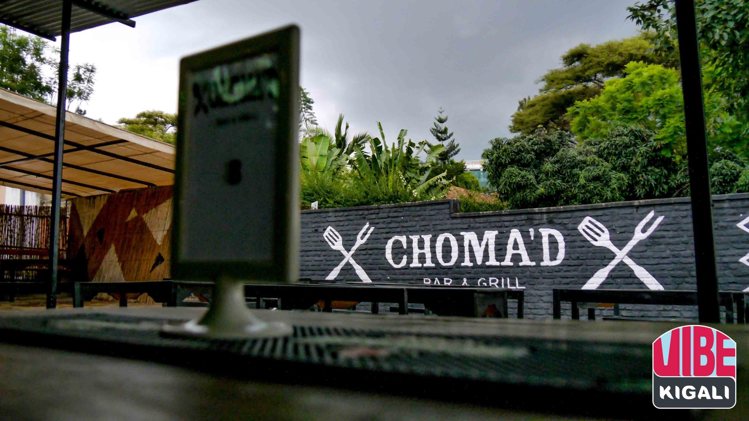 Chomad