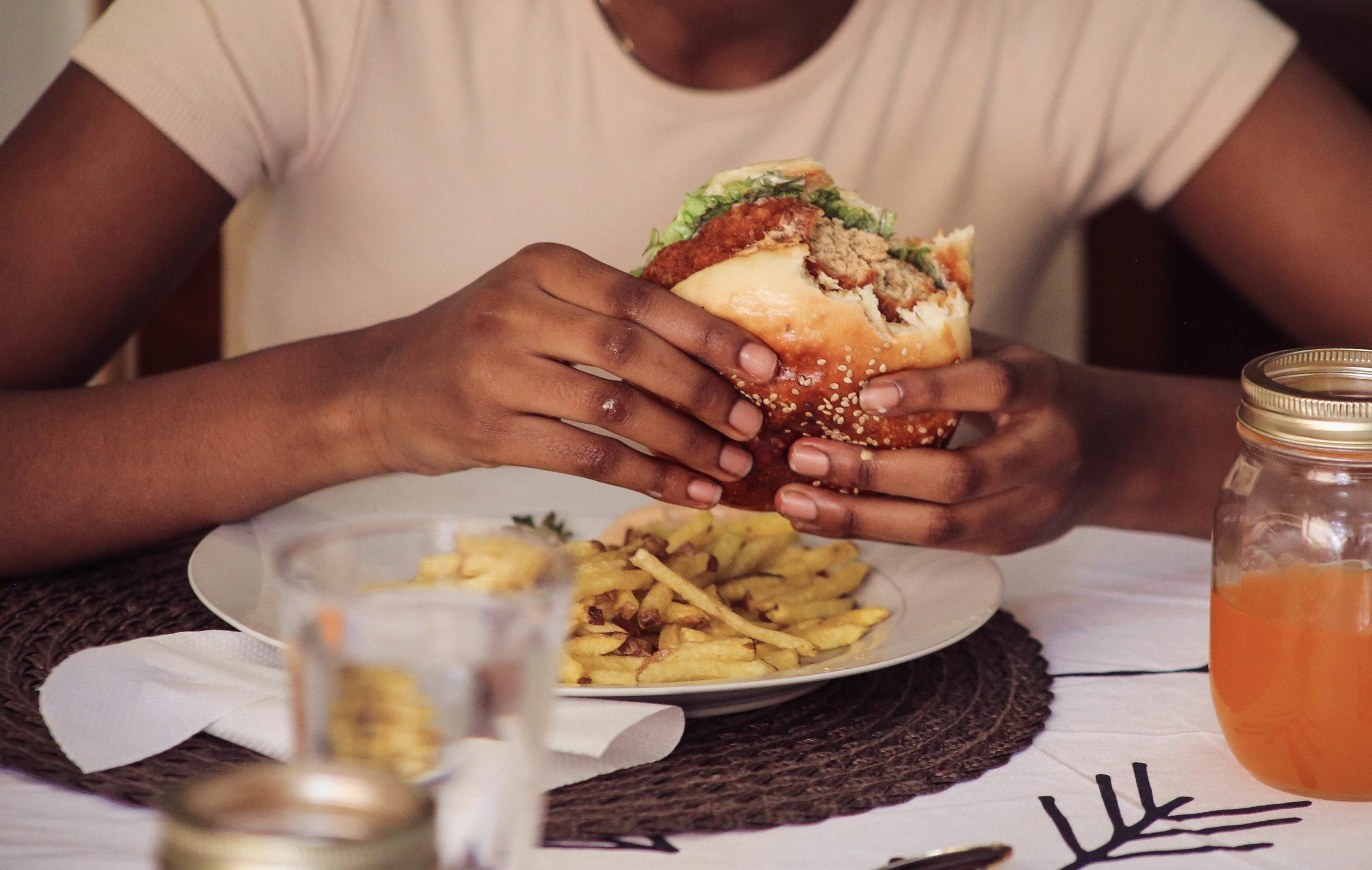 Ballistic Burgers